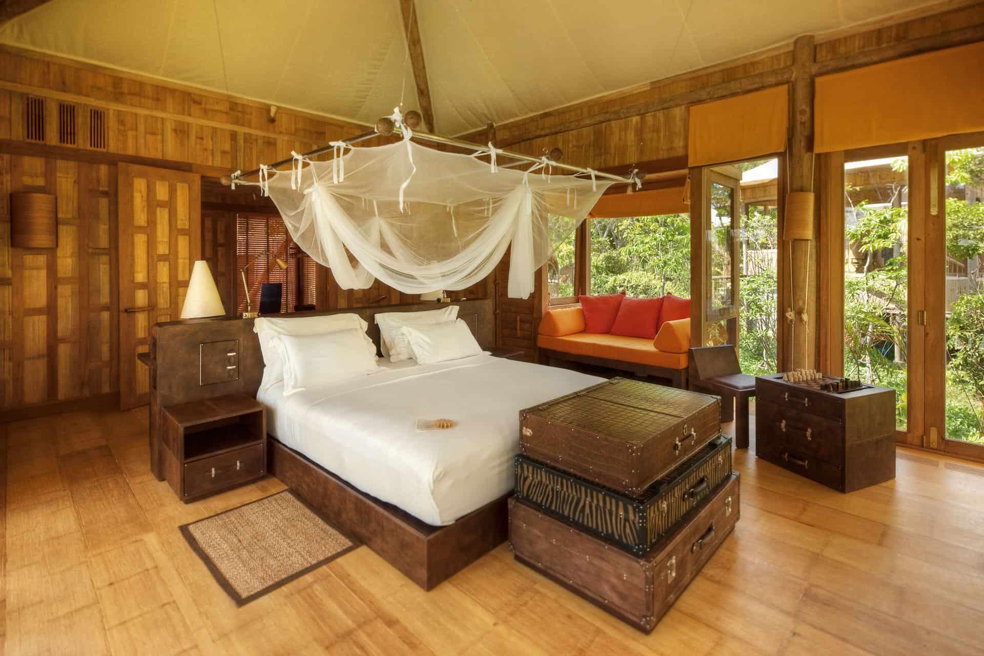 soneva kiri resort thailand con samovar