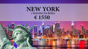 New York 1 Maggio 2019 per web
